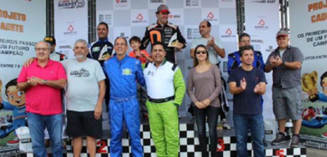 MG Premoldados apóia a 3ª Copa SICEPOT-MG de Kart.